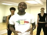 How to Dance to Reggae Dancehall : Demonstration of Reggae Dancehall Dances