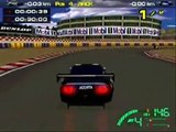 Le Mans 24 Hours (psx version) - gameplay