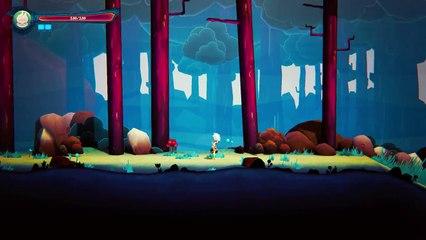 Story Gameplay Trailer  de Red Goddess : Inner World