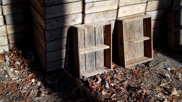 Old Wooden Blueberry Crates Perfect for Shelving Ideas with Old Wooden Farm Boxes