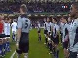 ラグビーW杯 NZvsフランスでのハカ