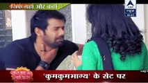 Kumkum Bhagya 11th May 2015 Full HD Episode U pdate-Sach Jaanne Ke Liye  Abhi Ne Kiya Drama