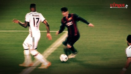 Jérôme Boateng gravement blessé après le dribble de Lionel Messi !