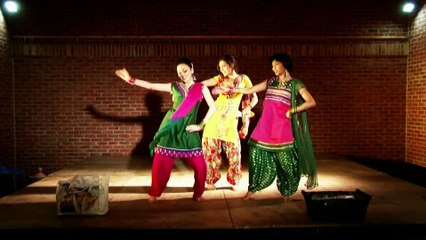 Pink & Mango / World Dance - My City Dance Tour