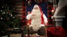 Video message from Santa Claus in Lapland in Santa Claus Village - Rovaniemi