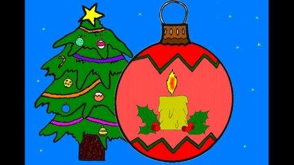 Mon calendrier de l'avent en ligne. J'attends Noël.  17 décembre