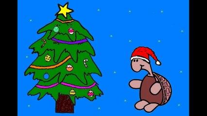 Mon calendrier de l'avent en ligne. J'attends Noël.  19 décembre