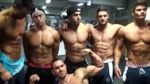 Aesthetic Bodybuilding & Fitness Motivation Workout in London ft. Jeff Seid, Alon Gabbay,