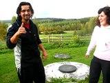 Kung Fu Lessons in Koli Joensuu Erasmus Turkish Student