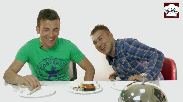 Türkler Dünya Mutfağını Denerse: Suşi