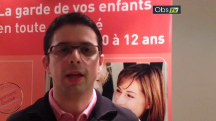 Interview de Virgile Moreau, franchisé Babychou Services à Boulogne-Billancourt