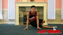 How to Break Dance | Freeze Transition | 1 Step - Baby Freeze