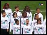maroc france l'hymne national du Maroc(Stade de France )