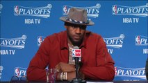 Cavaliers on Game 2 Victory _ Bulls vs Cavaliers _ Game 2 _ May 6, 2015 _ NBA Playoffs