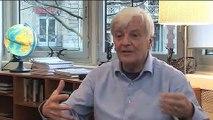 OCEANS - Interview de Jacques PERRIN