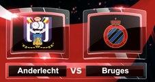 Match du jour: découvrez Anderlecht-Bruges et les autres affiches du we