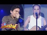 Jamming with Gloc-9 and Lirah Bermudez on Its Showtime