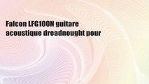 Falcon LFG100N guitare acoustique dreadnought pour