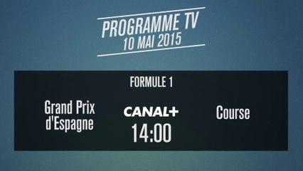 Programme TV sport: notre sélection du dimanche 10 mai