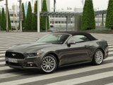 Essai Ford Mustang Convertible 2.3 l Ecoboost BVM6 2015