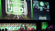 Star Wars: The Force Awakens with Mark Hamill, Carrie Fisher, Billy Dee Williams, Anthony Daniels