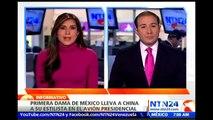 Redes sociales estallan en comentarios por mensajes de estilista de la primera dama de México