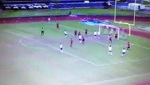 James Island Boys bicycle-kick assist to a bicycle-kick goal