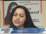 Ruba Ghazal sur kahina TV