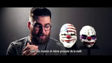 PayDay 2 : Crimewave Edition - Bande-annonce