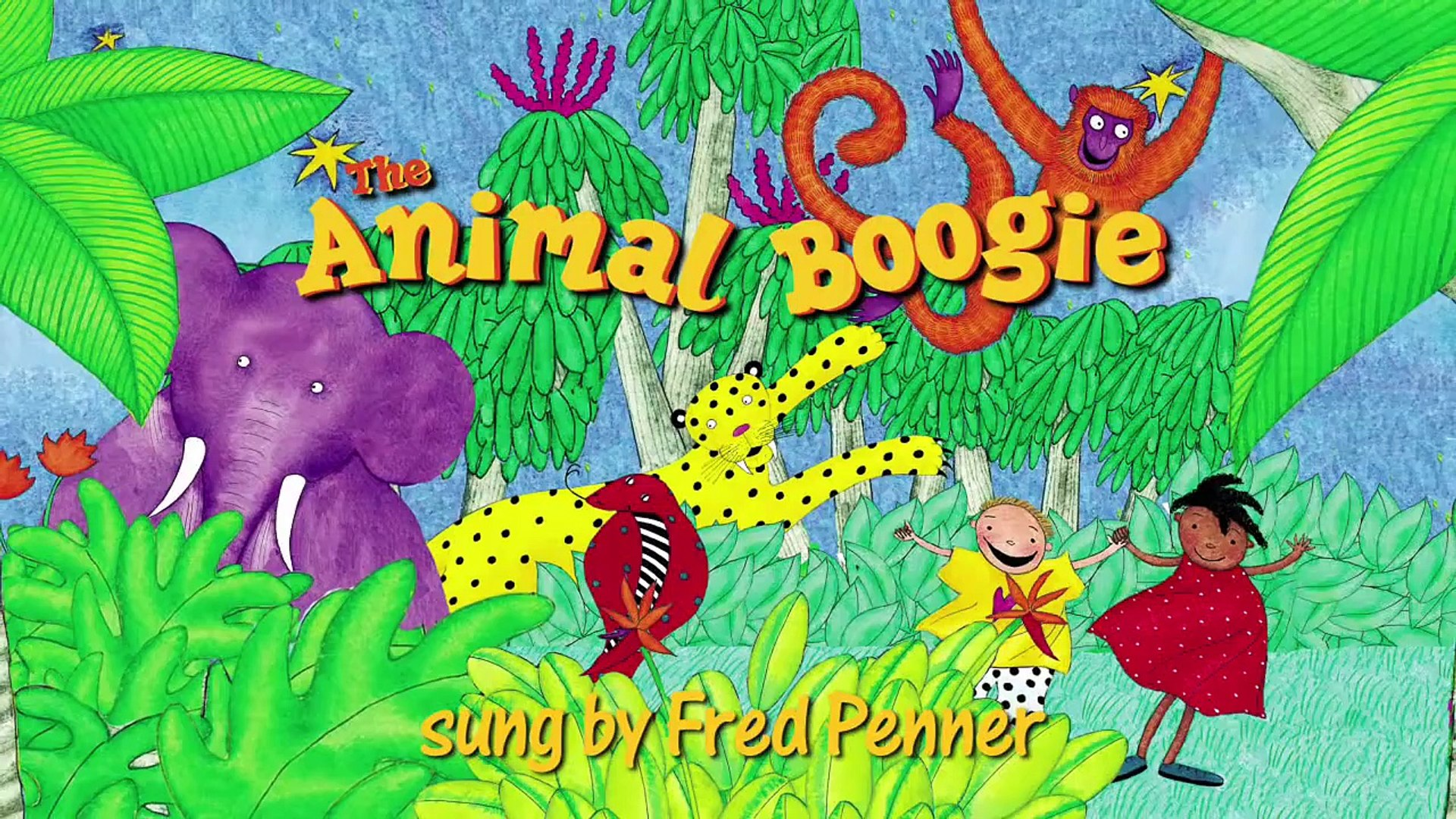 jungle a boogie download