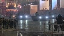 Moscou se prépare pour le Jour de la Victoire