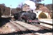 Zig Zag Railway Steam Train - Australian Trains, New South Wales