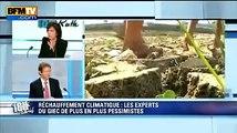 Réchauffement climatique   les experts du GIEC de plus en plus pessimistes  Interview du 27/9/2013