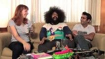 Reggie Watts jams on Mass Effect 3 with The Indoor Kids