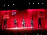 NYU Breakdance - The Nightmarket Show 2008