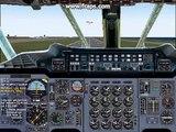 FS2004- Concorde flight Barbados-TBPB to St. Maarten-TNCM