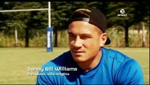 Rugby Zone: Sonny Bill Williams In Japan.