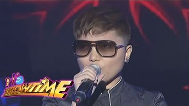 Charice performs 'Crazy In Love' on It's Showtime