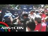 Tension erupts in Iligan City Hall