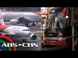 Provincial buses, punuan bago mag-Semana Santa; MIAA, ayaw nang maulit ang mga delayed flights