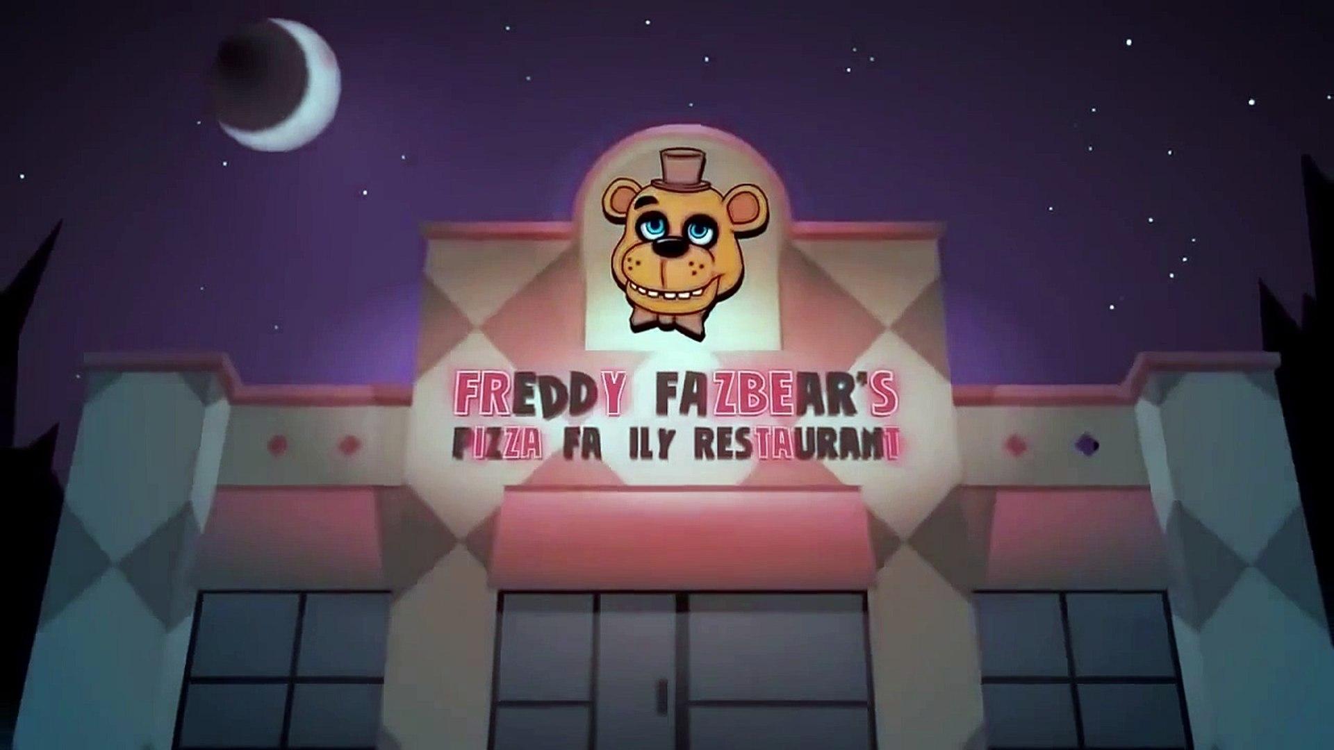 Майнкрафт Мультфильм 5 Ночей с мишкой Фредди.5 ночей с фредди мультик