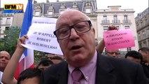 """Manifestation à Béziers contre le """"fichage"""": Abdallah Zekri en """"colère"""""""