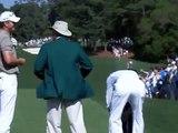 Tiger Woods, Adam Scott & More Slow Motion Golf Swings - Masters Practice Round 2012 Pt1