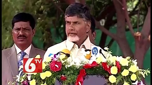 Andhra Pradesh CM Chandrababu Naidu Speech on Independence Day Celebrations in Kurnool