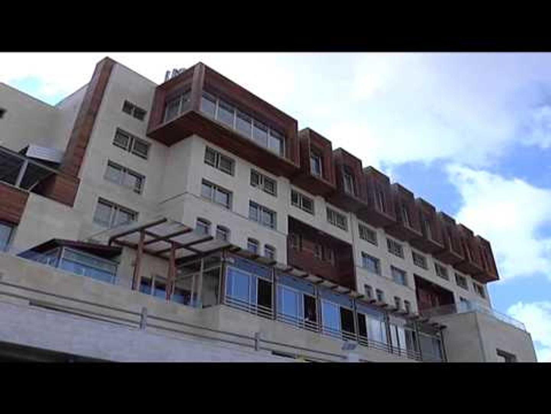 'الجراند بارك' يحتفل بتتويجه أول فندق خمس نجوم في فلسطين