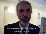 Interview de Rabeb Aloui avec  le Professeur Pierre Verjans, de l'Université de Liège