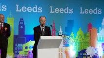 Shadow Chancellor Ed Balls loses seat