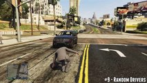 GTA 5 Online - Top 10 Most Annoying Things on GTA 5 Online! - Most Annoying Things on GTA V