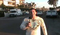 Mark Dice tries to sell $1100 one ounce gold coin for $50; no takers