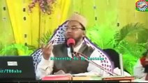 Tariq Jameel Ki Allah Ki Shaan ME Gustakhi by Farooque Khan Razvi Sahab